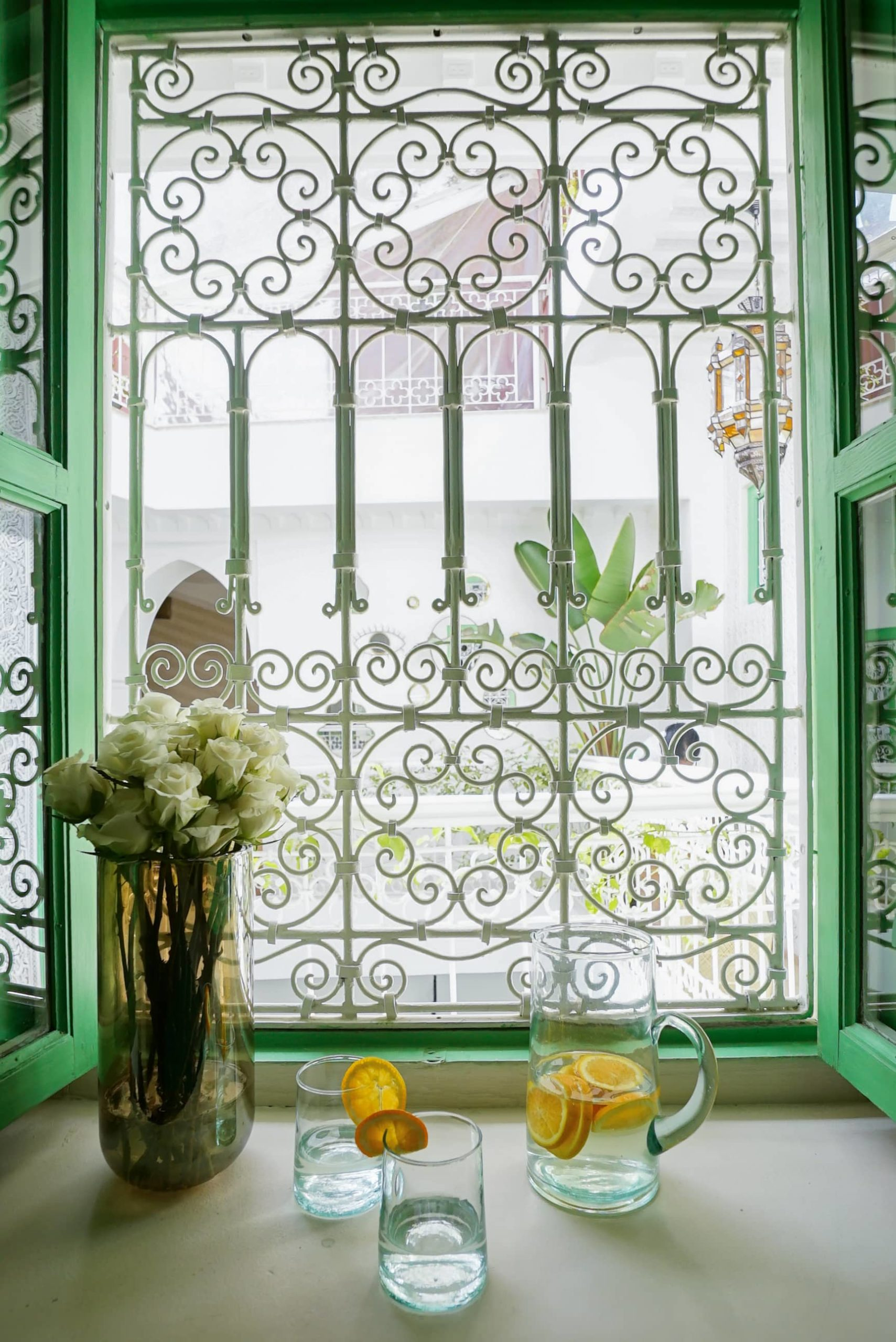 Window Cosy Room