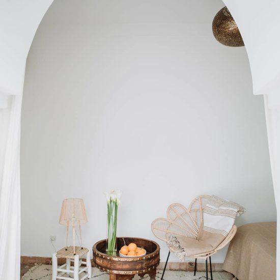 Cosy Corner Petit Patio Room